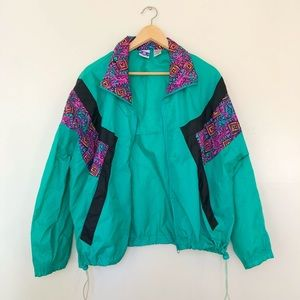 Jackets & Coats - Retro Windbreaker